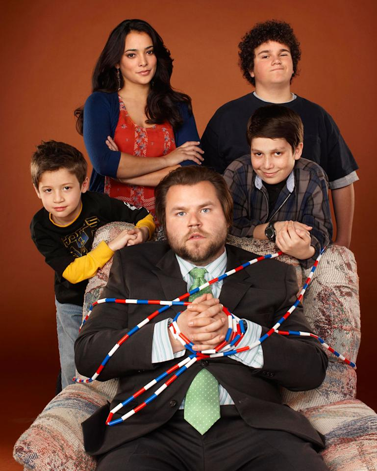 """In the tradition of <a href=""""/malcolm-in-the-middle/show/281"""">""""Malcolm in the Middle,""""</a> <a href=""""/sons-of-tucson/show/44247"""">""""Sons of Tucson""""</a> is a family comedy about three brothers who hire a charming schemer to stand in as their father when their real one goes to prison. What begins as a business relationship evolves into something more complex and compelling, as the three brothers force their dad-for-hire to dig into his vast bag of tricks when he steps into the patriarch role to take care of the boys. While the laughter is grounded in the day-to-day challenges of a single-parent home, nothing in this wacky household is quite what it seems. <a href=""""/sons-of-tucson/show/44247"""">Premieres in 2010 on FOX</a>"""