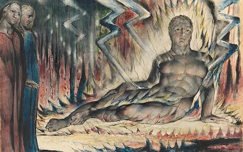 William Blake retrospective at Tate Britain - Credit: Christian Markel