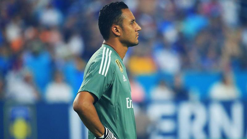 Keylor Navas To Miss Time With Thigh Injury