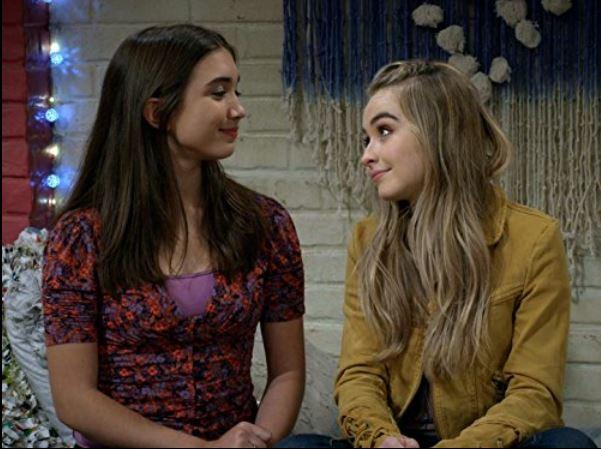 yahoo news girl meets world Home quiz news food disney style home fashion video shopping family play smarte couture: the girl meets world edition help revamp riley and maya's closet.