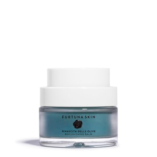 <p>The <span>Furtuna Skin Rinascita Delle Olive Replenishing Balm</span> ($78) helps soothe and repair irritated, dry, and peeling skin with an all-natural blend of botanicals.</p>