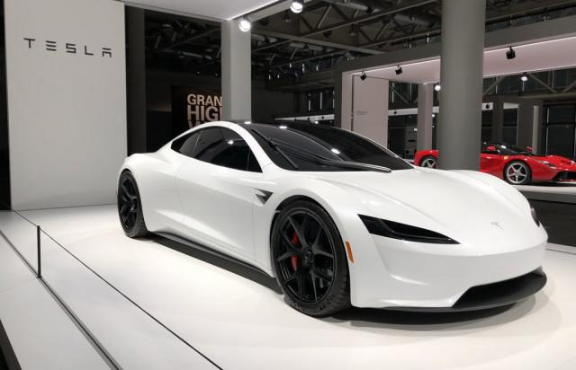 New Tesla Roadster >> The New 2020 Tesla Roadster That Wasn T In Switzerland