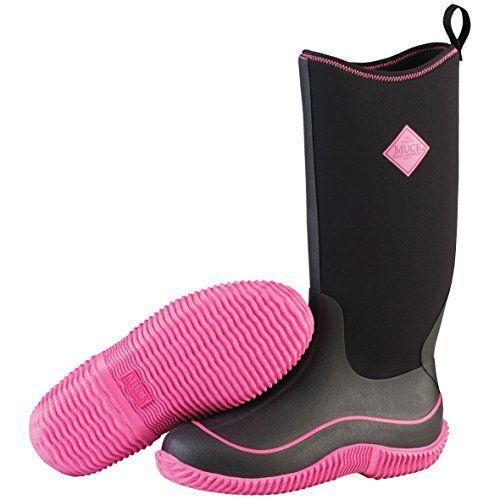 """<p><strong>Muck Boot</strong></p><p>amazon.com</p><p><strong>$139.99</strong></p><p><a href=""""https://www.amazon.com/dp/B00NWI4KOY?tag=syn-yahoo-20&ascsubtag=%5Bartid%7C2164.g.34010656%5Bsrc%7Cyahoo-us"""" rel=""""nofollow noopener"""" target=""""_blank"""" data-ylk=""""slk:Shop Now"""" class=""""link rapid-noclick-resp"""">Shop Now</a></p><p>Getting your garden work done is that much easier with a pair of hot pink shoes on your feet. 😉 In addition to their pretty color, these waterproof booties also pull on quickly and feature an easy-to-clean ribbed sole. </p>"""