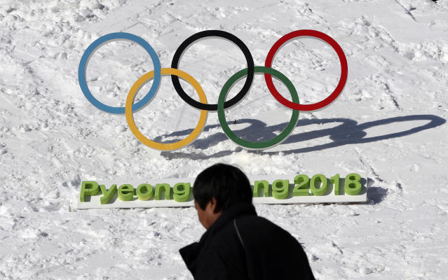 The 2018 Winter Olympics are slated to open in just over two months in Pyeongchang, South Korea. (AP)