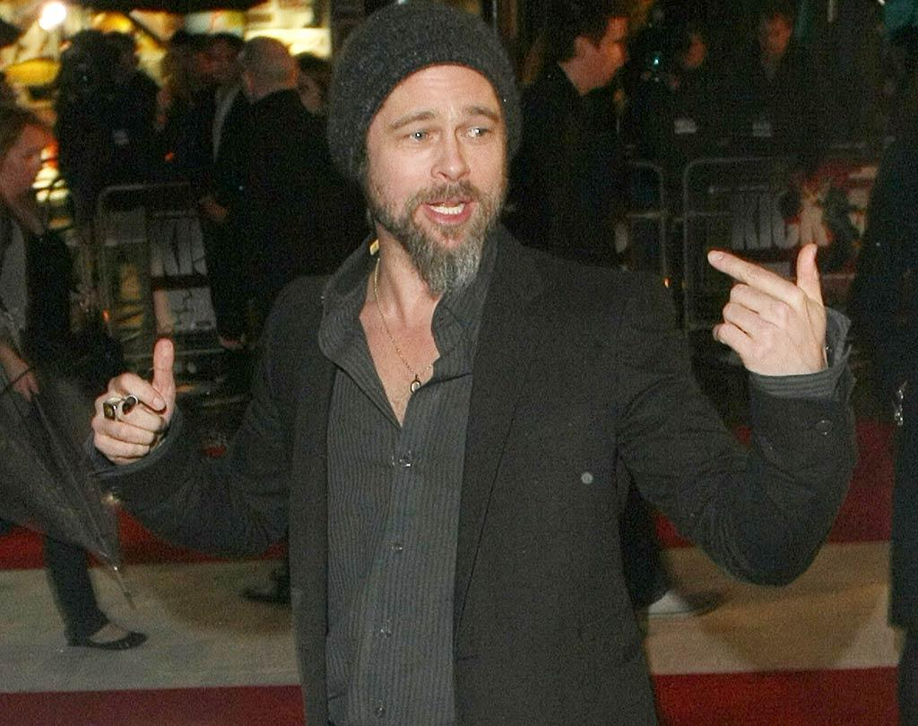 "Brad Pitt is planning to run for political office, claims Showbiz Spy. The website says the ""Mr. & Mrs. Smith"" actor wants to go to Washington, first as a senator, with an eye on the presidency in 2016. His platform? Legalizing marijuana. Click over to <a href=""http://www.gossipcop.com/president-brad-pitt-angelina-jolie-legalize-pot-politics/"" target=""new"">Gossip Cop</a> to weed out the fact from fiction. <a href=""http://www.splashnewsonline.com"" target=""new"">Splash News</a> - March 22, 2010"