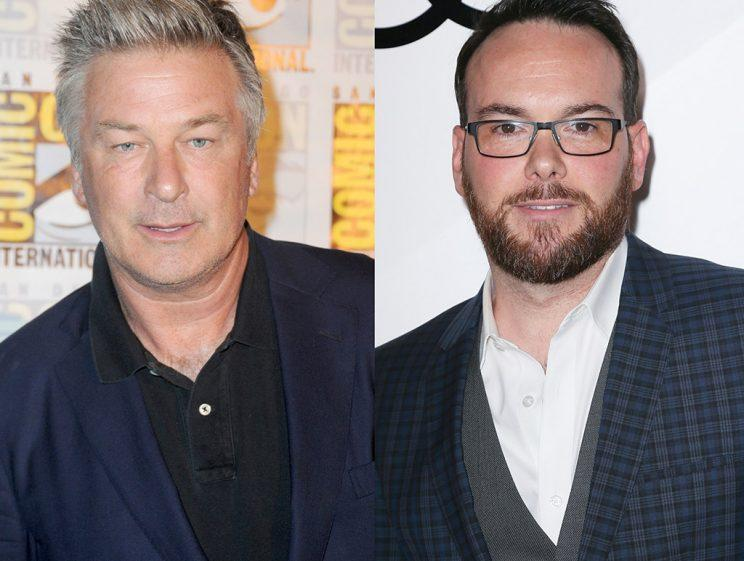 Alec Baldwin feuds with Dana Brunetti