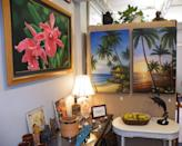 """<p>""""You never know what you will find here. Nita has a great eye and fills her shop with quality furniture, art, and home decor items. Prices are great for the quality, well below retail,"""" <a href=""""https://www.yelp.com/biz/nitas-hidden-treasures-kihei"""" rel=""""nofollow noopener"""" target=""""_blank"""" data-ylk=""""slk:Karen G"""" class=""""link rapid-noclick-resp"""">Karen G</a>.</p><p><strong>Visit the store</strong>: 330 Ohukai Rd, Unit I04, Kihei, HI</p>"""