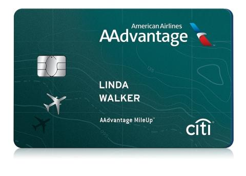 Citi and American Airlines Offer Easy Ways to Earn Miles with New No-Annual-Fee AAdvantage MileUp℠ Card
