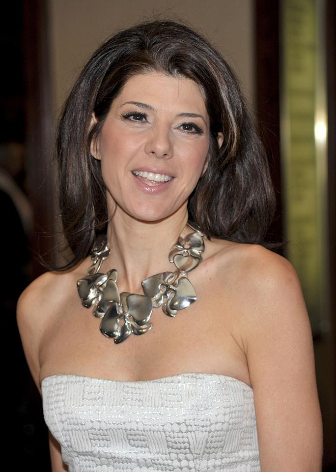 "<a href=""http://movies.yahoo.com/movie/contributor/1800024659"">Marisa Tomei</a> at the 61st Annual Directors Guild of America Awards in Los Angeles - 01/31/2009"