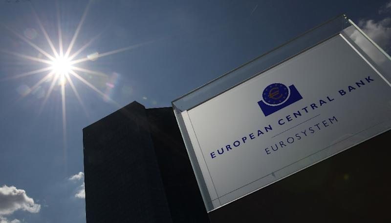 The European Central Bank decided to leave its stop-gap credit facility to Greece, known as Emergency Liquidity Assistance (ELA), unchanged at 89 billion euros, a banking source said (AFP Photo/Daniel Roland)