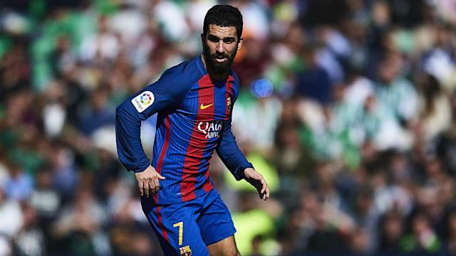 Despite being aware of interest from other clubs, the Turkey international midfielder is not in a hurry to leave Camp Nou