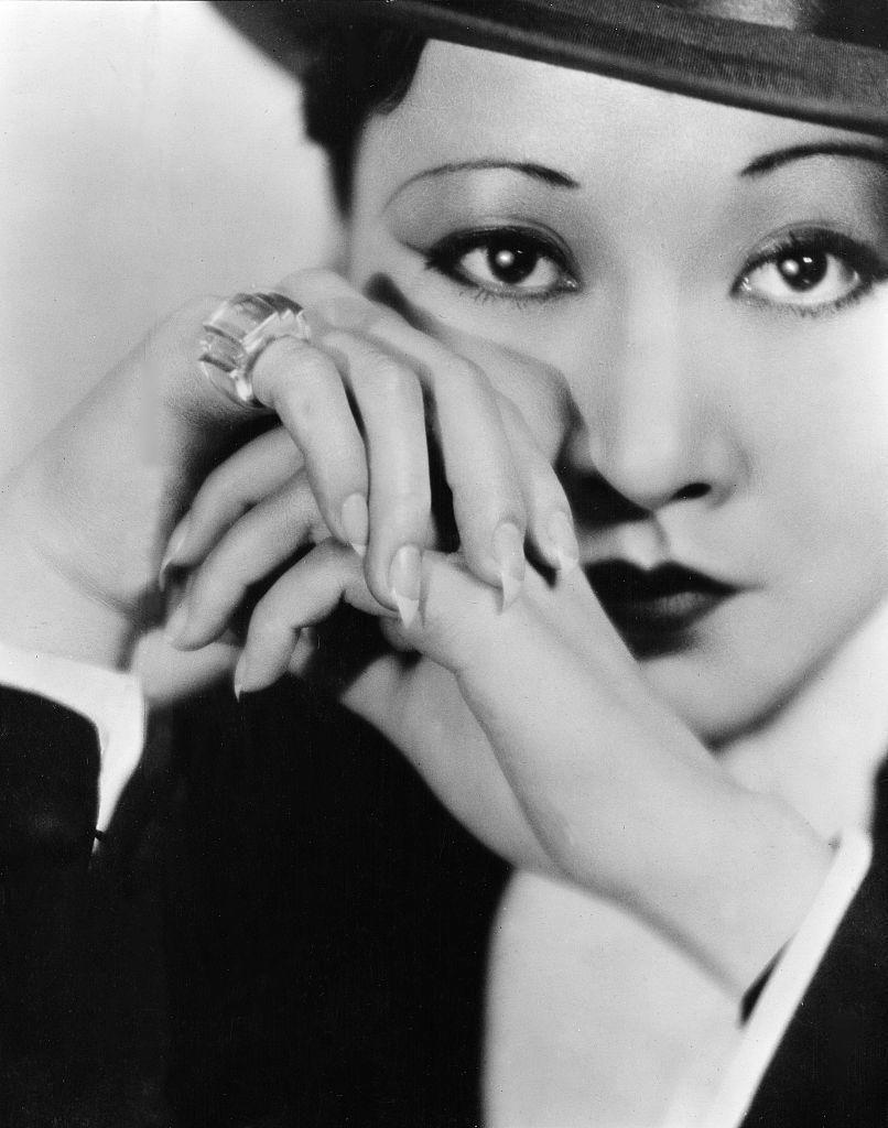 <p>In this fashion shot, Wong showed off her impressive nails. </p>