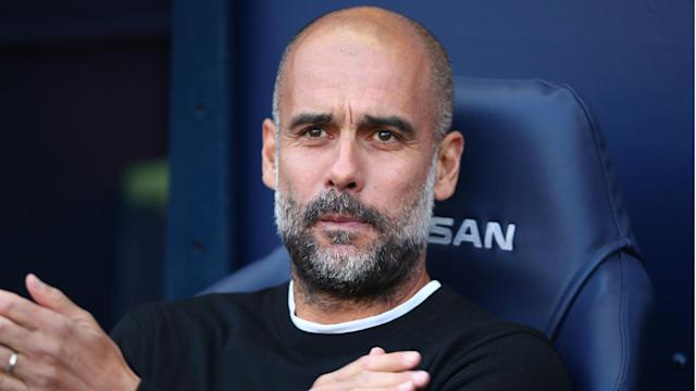 Pep Guardiola will not judge Manchester City's season based solely on the Champions League, even if others are telling him to do so.