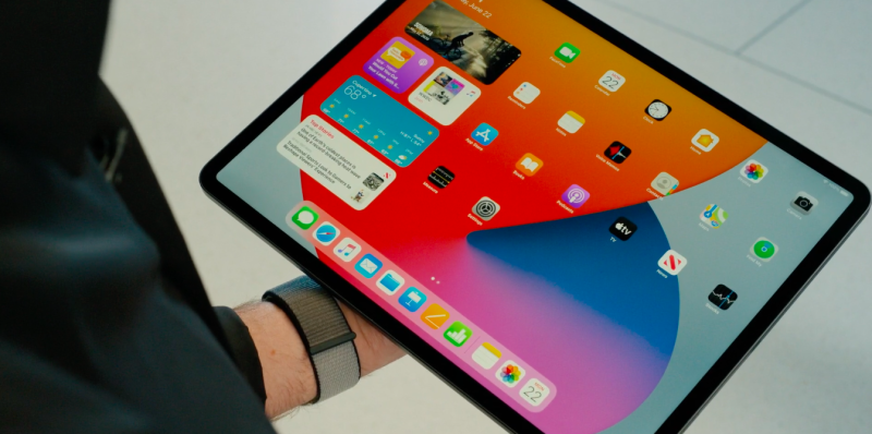 Apple has an all-new iOS for iPad with some new features. (Apple)