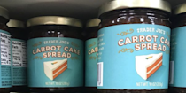 """<p>Whatever season or holiday, there's no shortage of festive foods at TJ's, but when your favorites hit the shelves you'd better act fast. <a href=""""https://www.womansday.com/food/g3755/9-of-the-best-thanksgiving-items-at-trader-joes/"""" rel=""""nofollow noopener"""" target=""""_blank"""" data-ylk=""""slk:Thanksgiving items"""" class=""""link rapid-noclick-resp"""">Thanksgiving items</a> and <a href=""""https://www.womansday.com/food/g3679/pumpkin-snacks-trader-joes-should-sell-year-round/"""" rel=""""nofollow noopener"""" target=""""_blank"""" data-ylk=""""slk:pumpkin-flavored snacks"""" class=""""link rapid-noclick-resp"""">pumpkin-flavored snacks</a> are only around as long as they can keep them in stock, and you don't want to have to wait a whole year for more Pumpkin Joe-Joe's.</p>"""