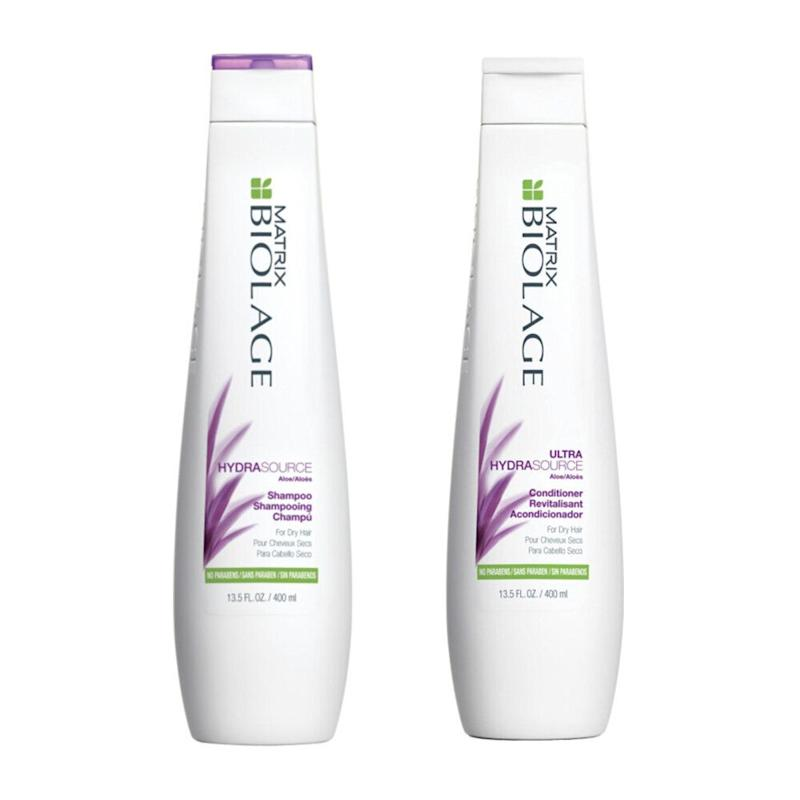 Matrix Biolage Hydrasource Shampoo and Conditioner. (Photo: Ulta)