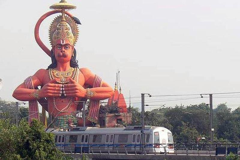 On the Heels of Ayodhya's Ram Statue, 'World's Tallest' Hanuman Sculpture May Come Up in K'taka