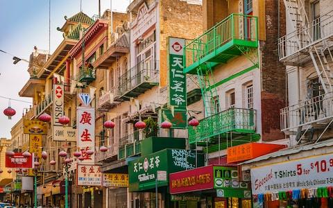 Chinatown, San Francisco, California - Credit: This content is subject to copyright./Gonzalo Azumendi