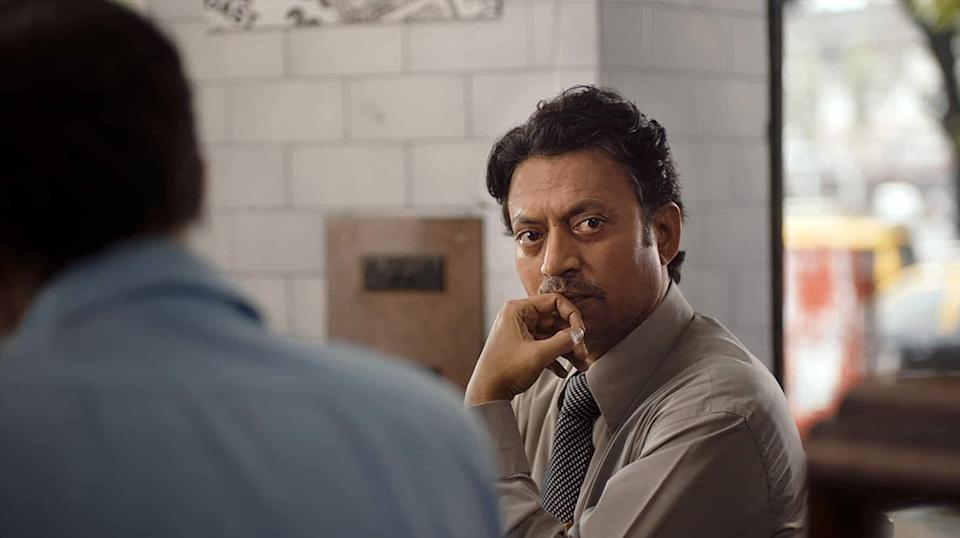 This boutique film was just one more in a long line of brilliant performances by Irrfan. He plays a middle-aged widower verging retirement, trying to make sense of the life that lies ahead, and on comes a friendship from the unlikeliest of places.