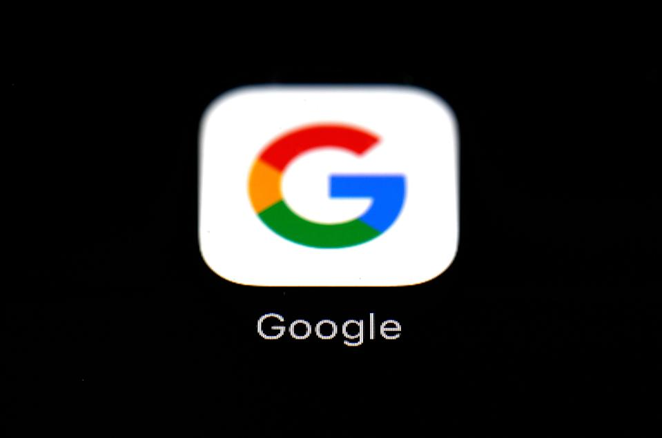Google-Antitrust Lawsuit (Copyright 2018 The Associated Press. All rights reserved.)