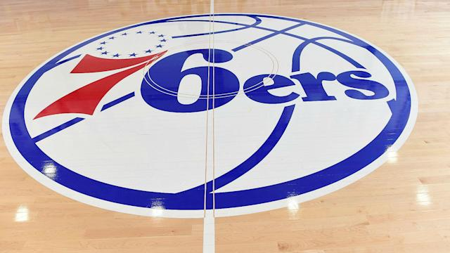 The Sixers reportedly are trying to create a package of their other draft picks to move into the top five for Thursday's draft.