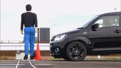 In an effort to get automatic braking as a standard feature in new cars one day, Japan tests out which models it currently works in the best.