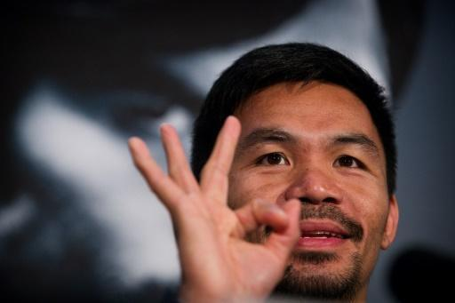 <p>Pacquiao says in talks to fight Lomachenko</p>