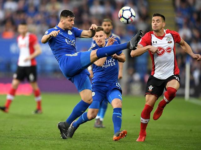 Southampton stalemate at Leicester adds point to cause but time running out to beat drop