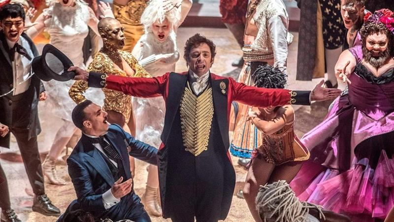 'The Greatest Showman'. (Credit: 20th Century Studios)