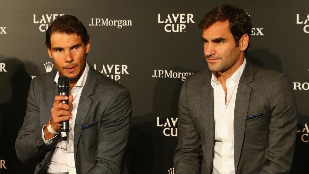Federer lauds 'super impressive' Nadal's return to summit