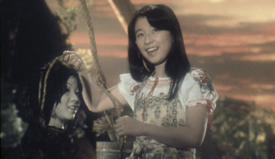 A still from Hausu. (BFI Player)