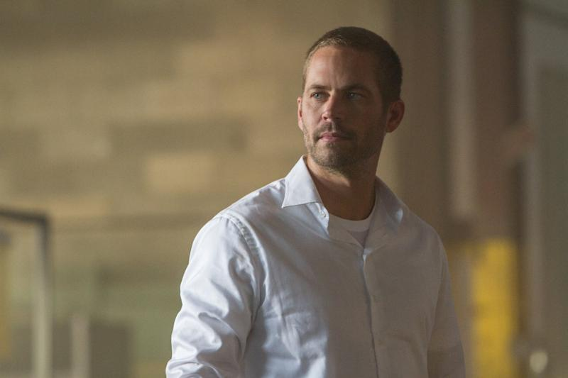 Paul Walker in <i>Fast and Furious 7</i> (Universal Pictures)