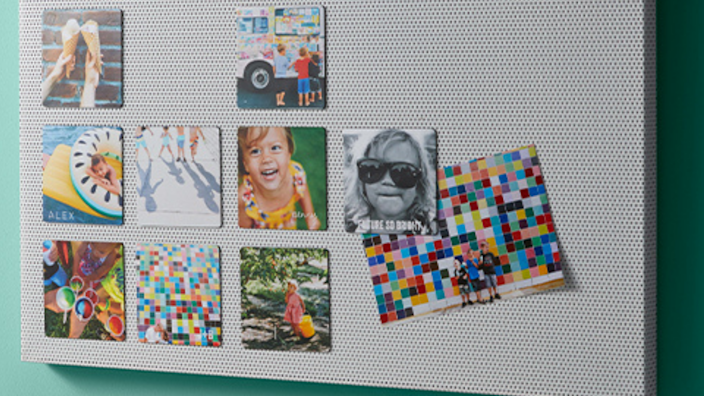 Best photo gifts of 2020: Custom Photo Gallery Magnets