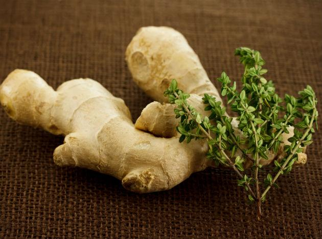 <p><strong>Ginger</strong>: It adds flavour to your dishes, but is also an excellent home remedy for curing almost all types of digestive problems. Take a tablespoon of honey with a few drops of ginger juice to reduce inflammation and pain.</p> <p>Do you know a great home remedy for an upset tummy? Share it with us in the comments below!</p>