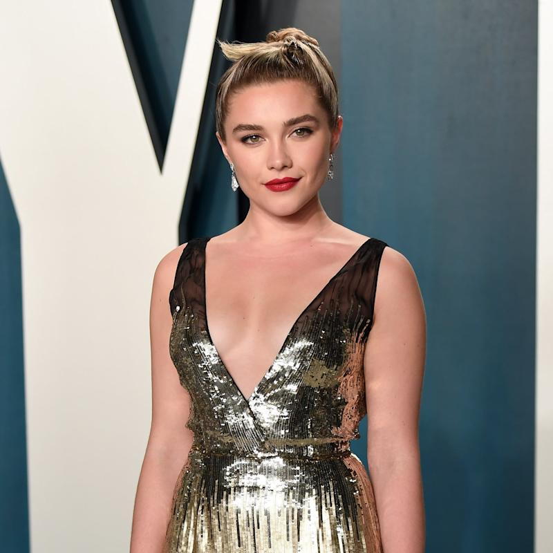 Florence Pugh slams haters 'hurling abuse' at her relationship with Zach Braff