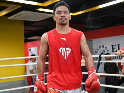 Pacquiao, who is also a Philippine senator, has rejected criticism that his recent losses have tarnished his record
