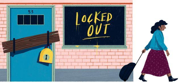 Locked Out: An investigation by The Bureau of Investigative Journalism