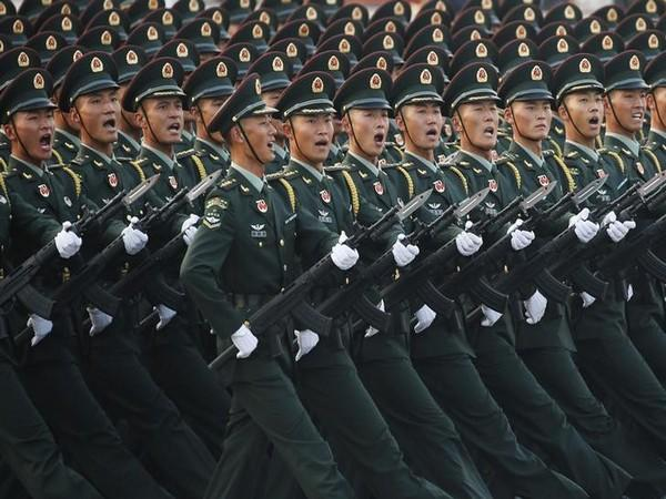 People's Liberation Army troops (File photo)