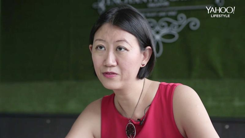 An Interview With Pamela Lim Photo Yahoo Lifestyle Singapore