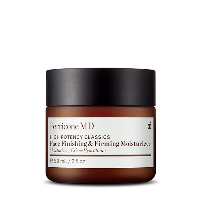 """<h3>Perricone MD<br></h3><br><strong>Top Score:</strong> <strong>The High-Performance Beauty Pick<br></strong><br><strong>Dates:</strong> 6/29 — 7/5<br><strong>Sale:</strong> Get 30-50% off bestsellers<br><strong>Promo Code:</strong> No code needed<br><br><em><strong>Shop</strong> <a href=""""https://fave.co/2VygBi3"""" rel=""""nofollow noopener"""" target=""""_blank"""" data-ylk=""""slk:perriconemd.com"""" class=""""link rapid-noclick-resp"""">perriconemd.com</a></em><br><br><strong>Perricone MD</strong> Face Finishing & Firming Moisturizer, $, available at <a href=""""https://go.skimresources.com/?id=30283X879131&url=https%3A%2F%2Ffave.co%2F2CWyyR7"""" rel=""""nofollow noopener"""" target=""""_blank"""" data-ylk=""""slk:Perricone MD"""" class=""""link rapid-noclick-resp"""">Perricone MD</a>"""