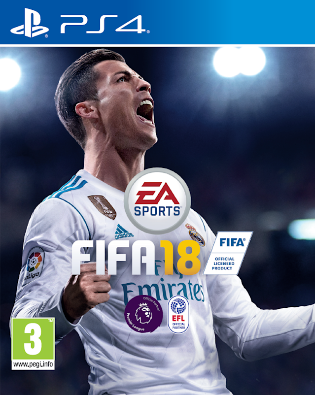 EA SPORTS FIFA 18 was released on the 29th September