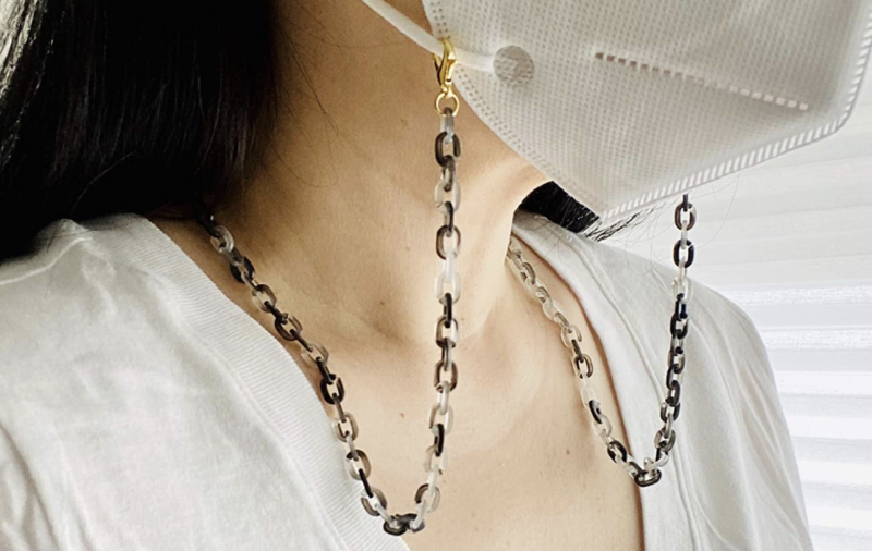 How cute is this chain? (Photo: Amazon)