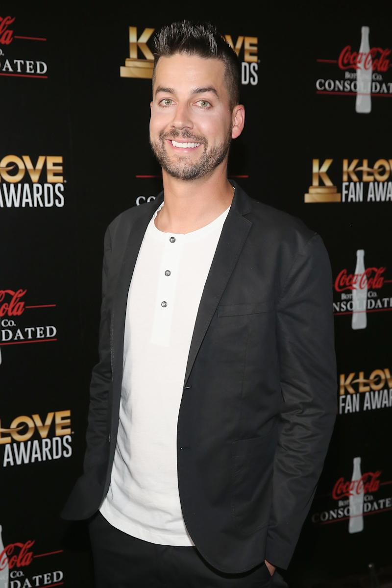 NASHVILLE, TN - MAY 27: Comedian John Crist attends the 6th Annual KLOVE Fan Awards at The Grand Ole Opry on May 27, 2018 in Nashville, Tennessee. (Photo by Terry Wyatt/Getty Images for KLOVE)