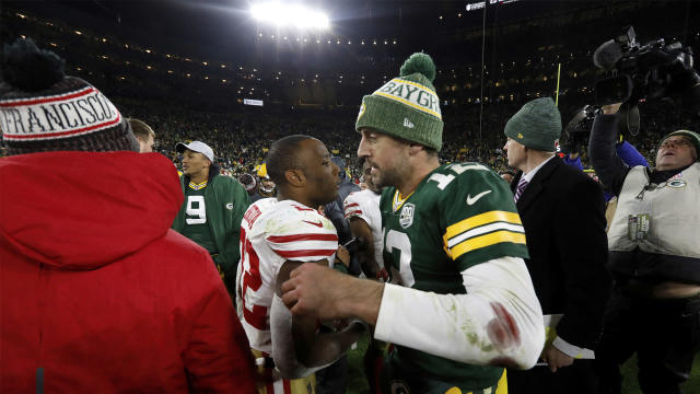 The 49ers lost to the Green Bay Packers in Week 6 of the 2018 NFL season, but they did win an admirer.