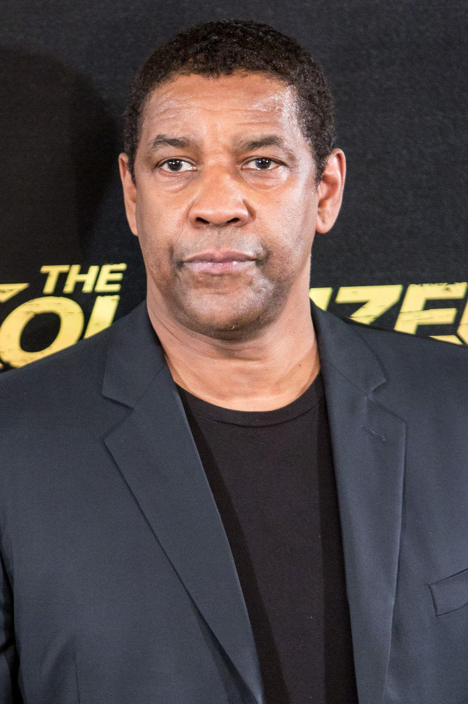 """<p>The Oscar-winning actor has<a href=""""https://parade.com/27900/jeannewolf/0112-denzel-washington-book-of-eli/"""" rel=""""nofollow noopener"""" target=""""_blank"""" data-ylk=""""slk:often spoken about his faith in interviews"""" class=""""link rapid-noclick-resp""""> often spoken about his faith in interviews</a>. """"The fundamental message is in the Bible, which I've read three times from front to back, along with some of the Koran and the Torah,"""" he told <em>Parade </em>Magazine. """"If you don't practice love, you're missing the point. I believe in love thy neighbor."""" </p>"""