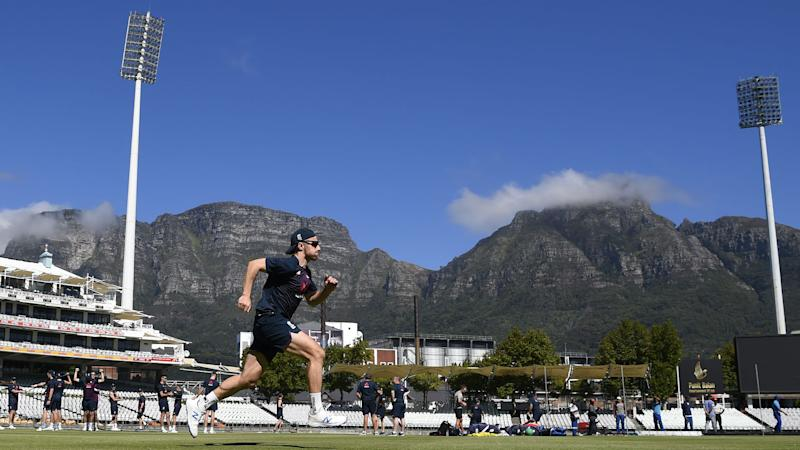 Leach makes early return from South Africa tour