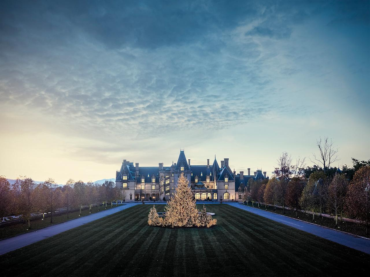 "If the excitement of the <a href=""https://people.com/movies/downton-abbey-stars-tease-new-movie-and-sequel/""><em>Downton Abbey</em> movie</a> release has already worn off and you need a new fan fix, perhaps a trip to the Biltmore is in order. From November 8 through April 7, the sprawling Asheville, N.C. property—where George Vanderbilt built his colossal mansion in the 1890s—will let guests step inside the Crawley family's estate with Downton Abbey: The Exhibition. The opening coincides with the arrival of Biltmore's famously ornate holiday decorations, and offers visitors an immersive experience in a setting that's evocative of the hit series. Scroll through for a peek inside the exhibition."