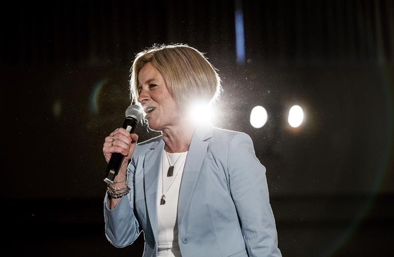 Alberta Premier Rachel Notley wants chance to 'finish that job'