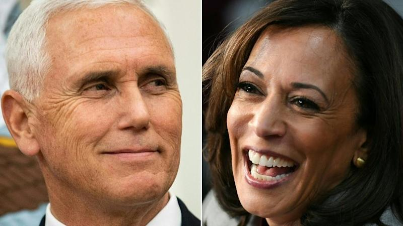 Pence and Harris square off in critical vice presidential debate