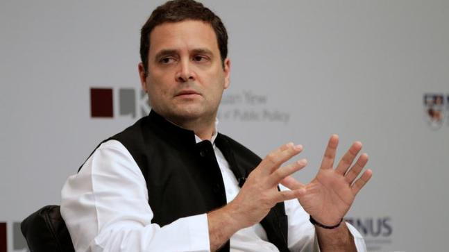 The Congress Working Committee (CWC) that currently stands dissolved is set to be reconstituted by Rahul Gandhi. Senior party leader Ghulam Nabi Azad made a proposal at the 84th plenary session on Sunday that the Congress chief be authorised to nominate his own team.